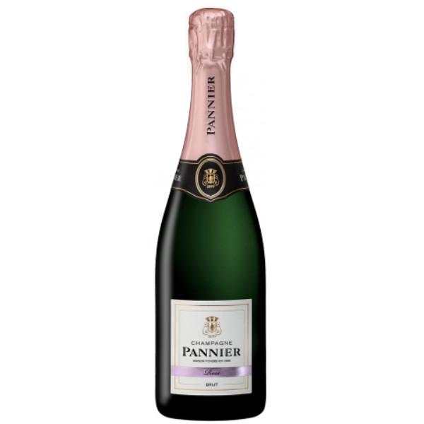 Pannier Chamapgne Rosé 75 cl