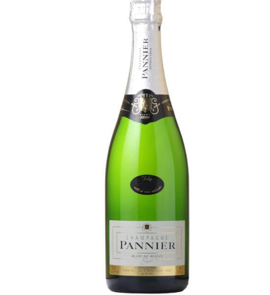 Pannier Champagne Blaanc de Blancs 75cl