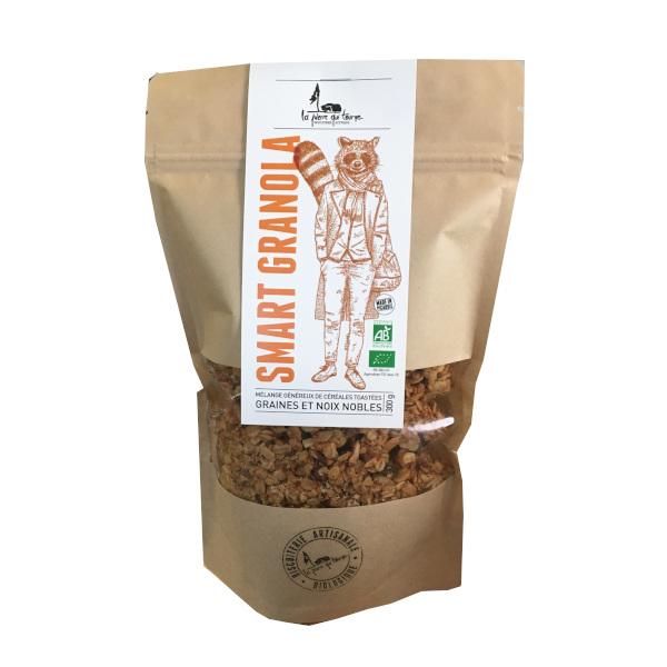 Smart Granola Graines et Noix nobles 300g