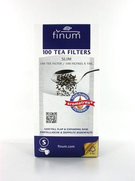 filtres papier biod gradable pour tasse th x100 le sourire du gourmet. Black Bedroom Furniture Sets. Home Design Ideas
