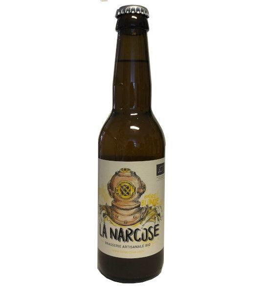 Bière blonde La Narcose