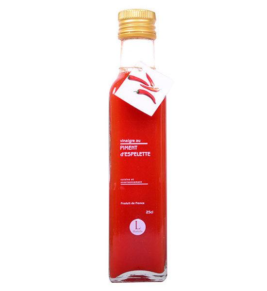 Libeluile Vinaigre Piment Espelette 250ml