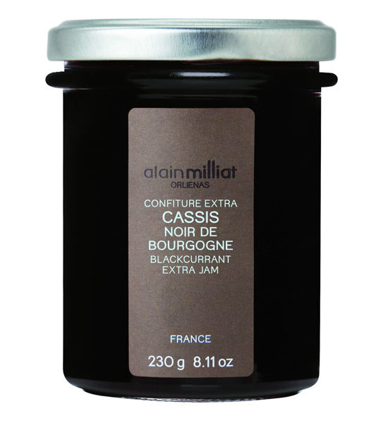 Alain Milliat Confiture Cassis de Bourgogne