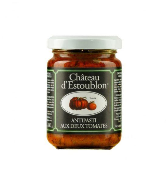 antipasti aux 2 tomates 140g