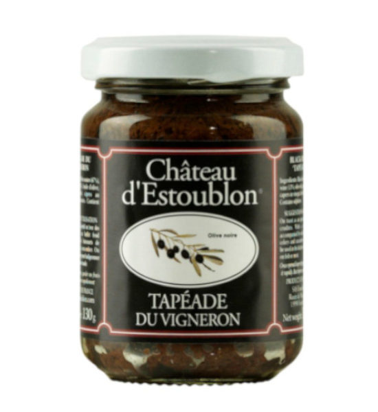 Estoublon tapeiade noire 130 g