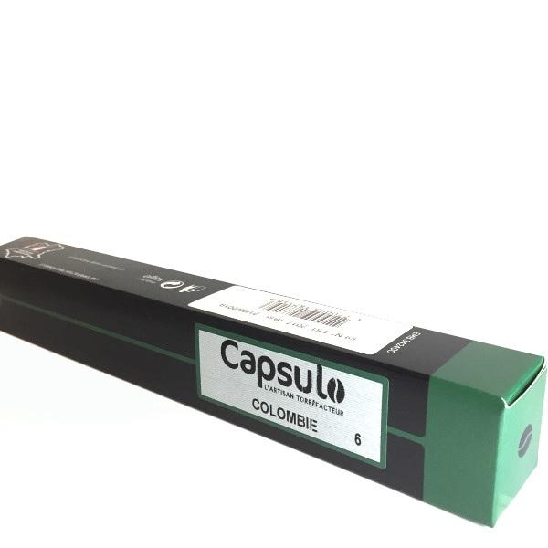 Capsulo Colombie 10 capsules