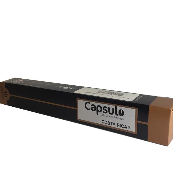 Capsulo Costa Rica 10 capsules