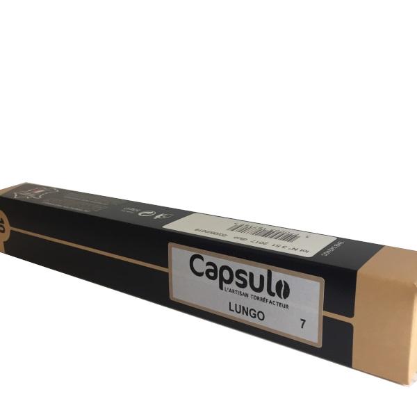 Capsulo Lungo 10 capsules
