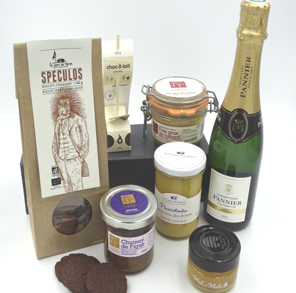 coffret Tradition Gourmande