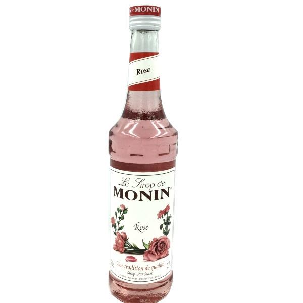 Terre exotique Sirop Monin a la rose 70cl