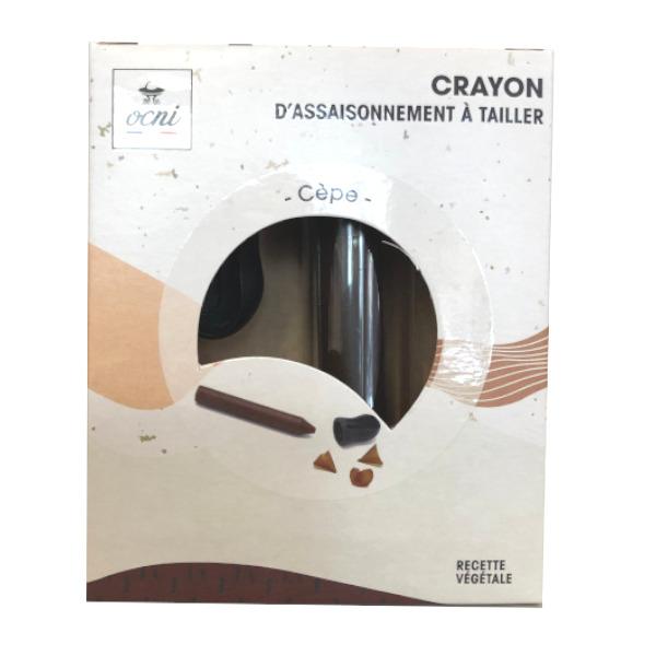 OCNI crayon à tailler Cèpe