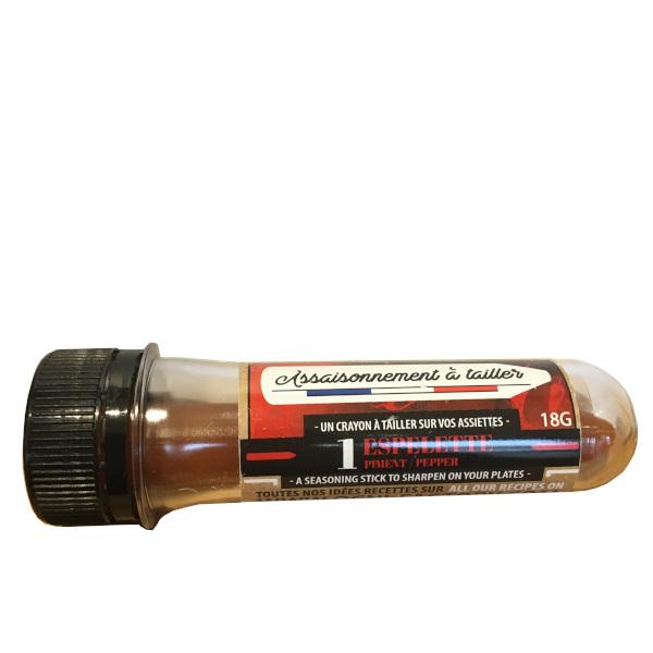piment d'espelette recharge 18 grammes