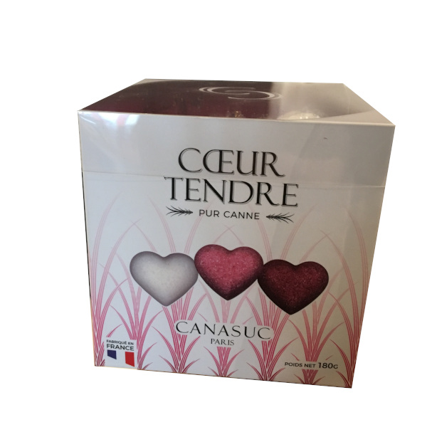 Sucres Coeur Tendre de Canasuc 180g