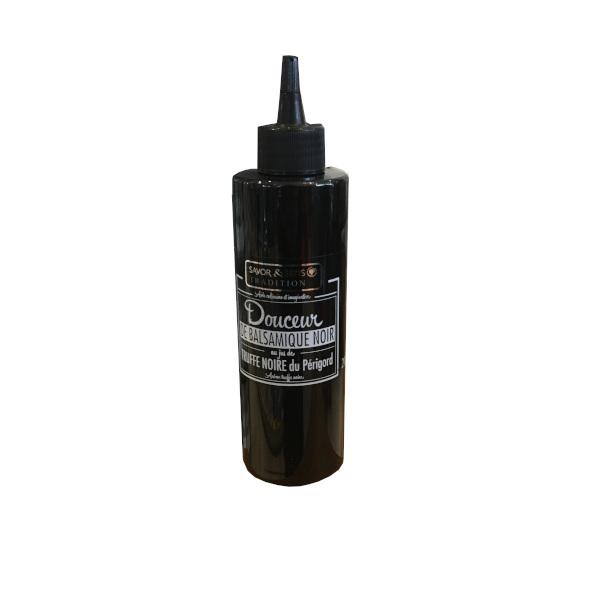 Crème de balsamique truffe noire Savor et Sens 200ml