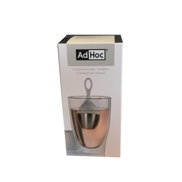 Infuseur à thé flottant AdHoc