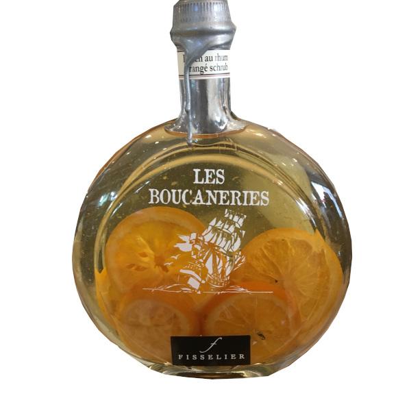 rhum arrangé Schrub Les Boucaniers