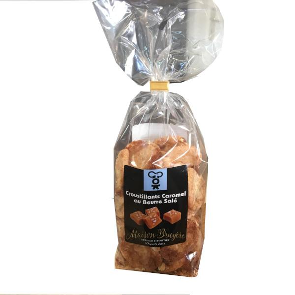 Croustillant Caramel Beurre salé 150g maison bruyère