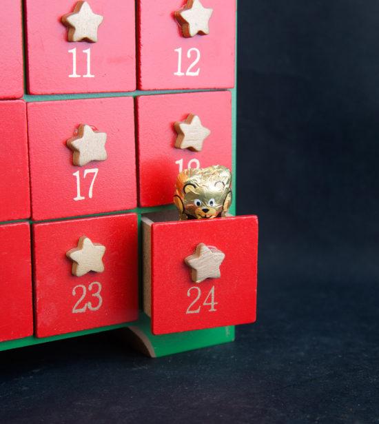 23 coffrets de Noël