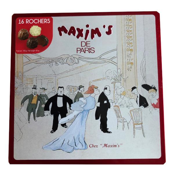 16 Rochers Chocolats Maxim's 140g