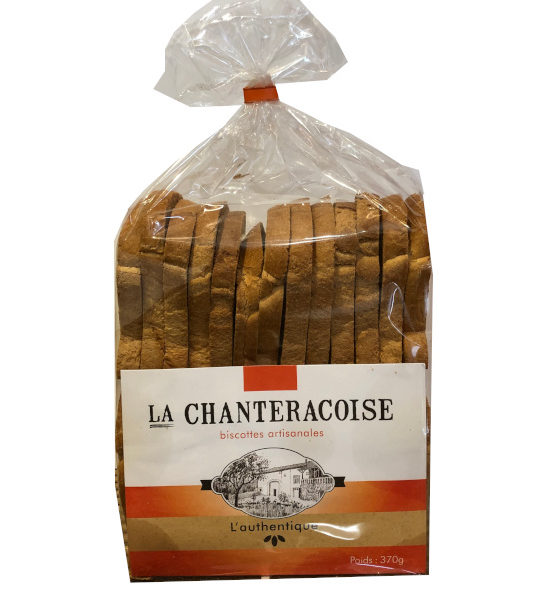 Biscotte authentique de La Chanteracoise 370g