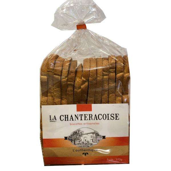 Biscotte authentique de La Chanteracoise 370g