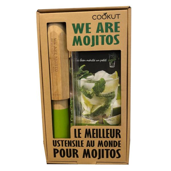 pilon doseur pour mojitos de Cookut