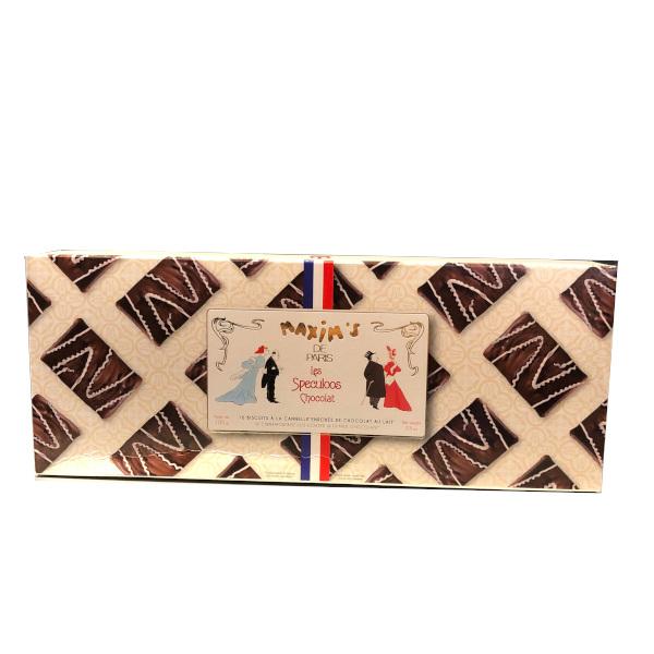 biscuit spéculoos de Maxim's boite 100g