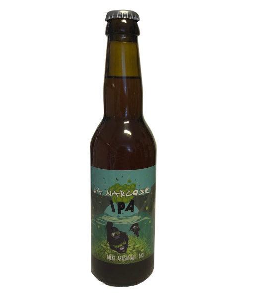 Bière IPA BIO La NArcose
