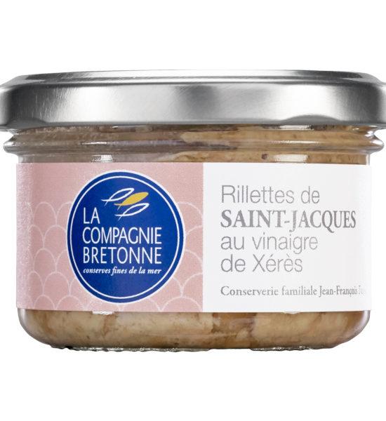 Rillettes de St Jacques