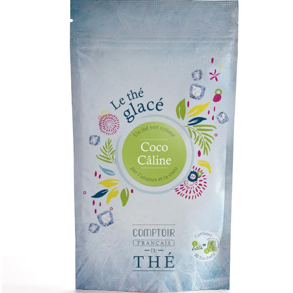 comptoir français du thé coco caline