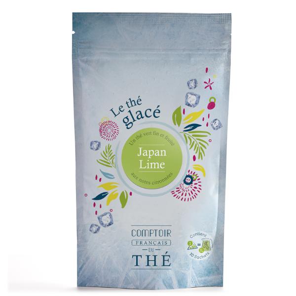Comptoir français du thé Japan Lime