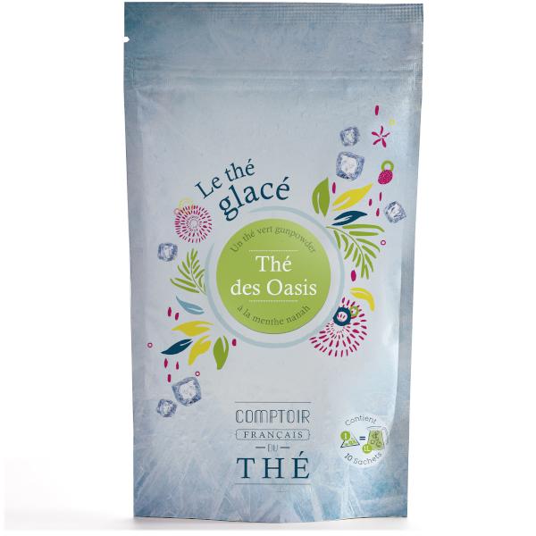 Comptoir français des thés Thé des Oasis