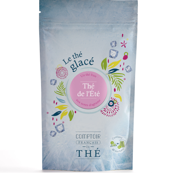 comptoir français des thés thé de l été